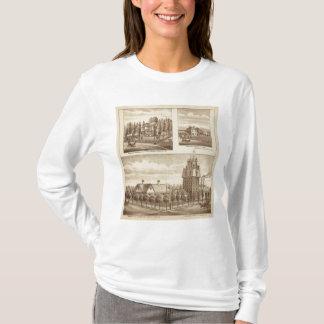 T-shirt Énervez la résidence, usines hydrauliques