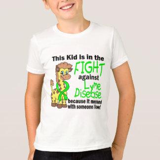 T-shirt Enfant dans le combat contre la maladie de Lyme
