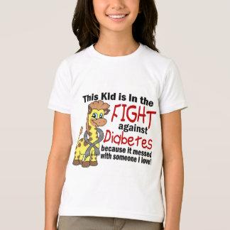 T-shirt Enfant dans le combat contre le diabète