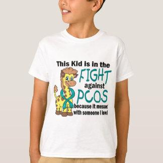 T-shirt Enfant dans le combat contre PCOS