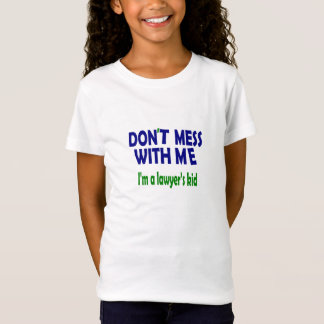 T-Shirt Enfant d'avocats - customisé