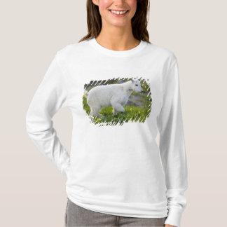 T-shirt Enfant de chèvre de montagne au passage de Logan