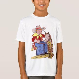 T-Shirt Enfant de cowboy