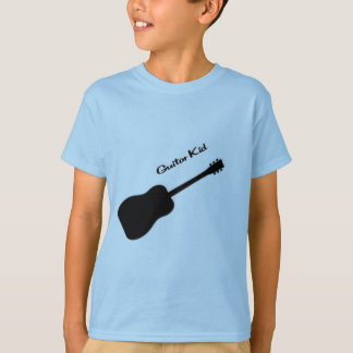 T-shirt Enfant de guitare