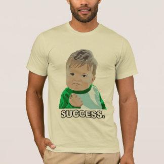 T-shirt Enfant de succès - la chemise des hommes