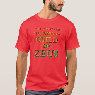 T-shirt Enfant de Zeus