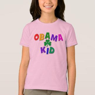 T-shirt Enfant d'Obama d'Irlandais