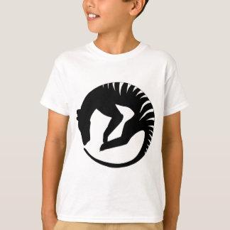 T-shirt Enfant (noir) vivant de Thylacine