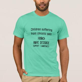 T-shirt Enfant, RSD, la maladie rare, appui