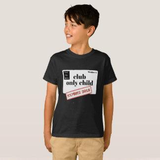 T-shirt Enfant unique personnalisé de club expirant