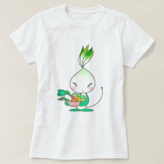 T-shirt Enfant végétal mignon