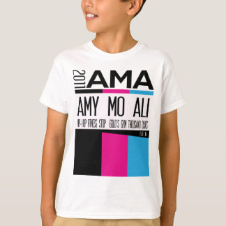 T-shirt Enfants 2011 de CHEMISE de HHFS AMA