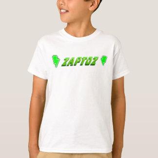 T-shirt Enfants de chemise de Zaptoz de peloton de foudre