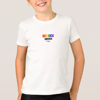 T-shirt Enfants de fierté de Barack Obama