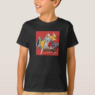 T-shirt Enfants de Kung Fu