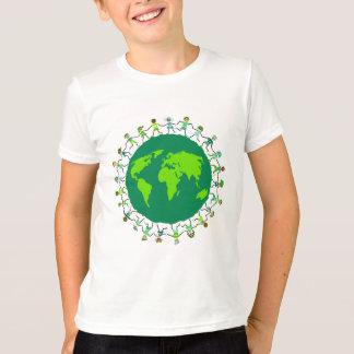 T-shirt Enfants de la terre