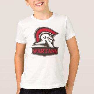 T-shirt Enfants de Spartans de CIHL-Jeunesse