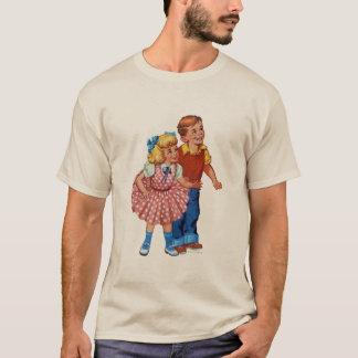 T-shirt Enfants de terre de sucrerie
