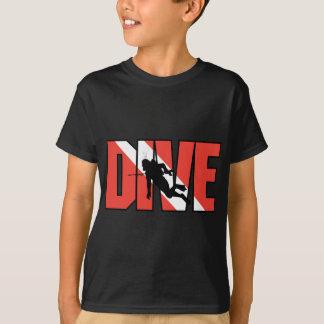 T-shirt Enfants d'entraînement de SCAPHANDRE