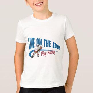 T-shirt Enfants d'hockey