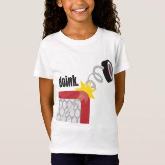 T-Shirt Enfants drôles d'hockey