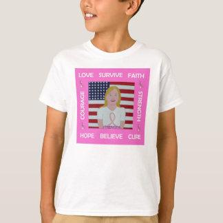 T-shirt enfants du krew des kristen