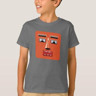 T-shirt Enfants du visage V1 de robot