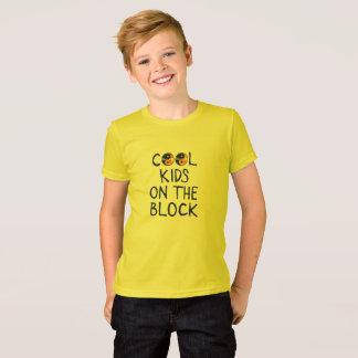T-shirt Enfants frais sur le bloc