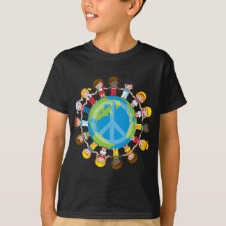 T-shirt Enfants globaux