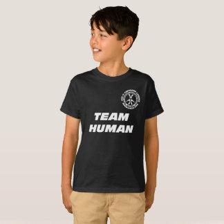 """T-shirt Enfants """"humain d'équipe """""""