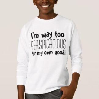 T-shirt Enfants perspicaces
