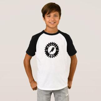 T-shirt ENFANTS - pièce en t de base-ball de la confiture