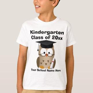T-shirt Enfants sages faits sur commande de hibou