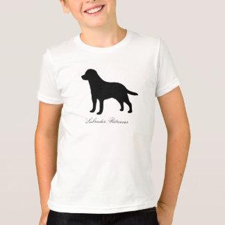 T-shirt Enfants unisexes T-shirt, cadeau de chien de