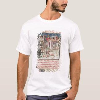 """T-shirt Enfer, de """"De Civitate Dei"""" par St Augustine"""