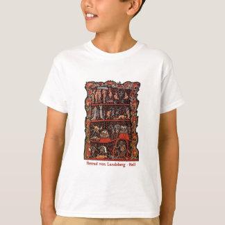 T-shirt Enfer de Hortus Deliciarum