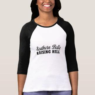 T-shirt Enfer du sud de augmenter de belle