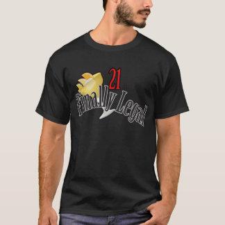 T-shirt Enfin juridique