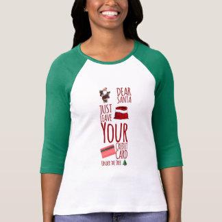 T-shirt Énonciation drôle de Noël