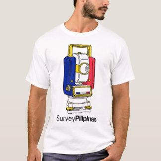 T-shirt Enquête Pilipinas