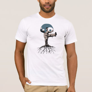 T-shirt Enraciné