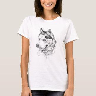 T-shirt Enroué