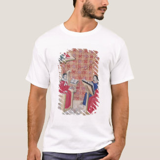T-shirt Enseignement des différentes parties de l'humain