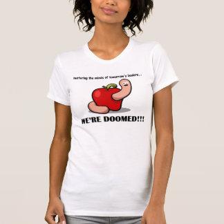 T-shirt Enseignement : Si ces enfants sont l'avenir