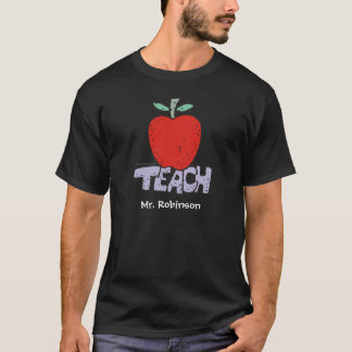 T-shirt Enseignez