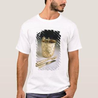 T-shirt Ensemble de déplacement d'un couteau, d'une