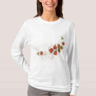 T-shirt Ensemble de fraise