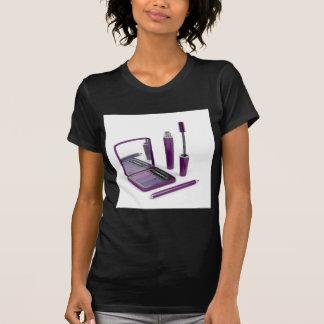 T-shirt Ensemble de maquillage d'oeil