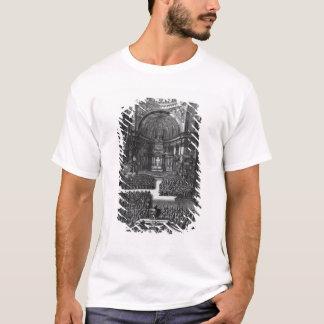 T-shirt Enterrement de reine de d'Orleans de Marie-Louise