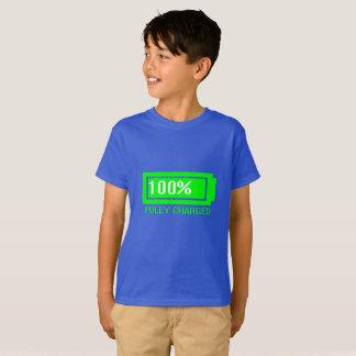 T-shirt entièrement chargé